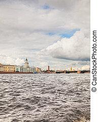 Overview of Saint Petersburg
