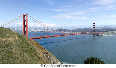 overview of the golden gate