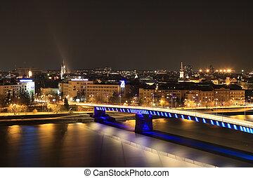 Novi Sad - Overview on the city of Novi Sad in Serbia