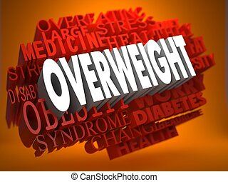 Overweight Concept.
