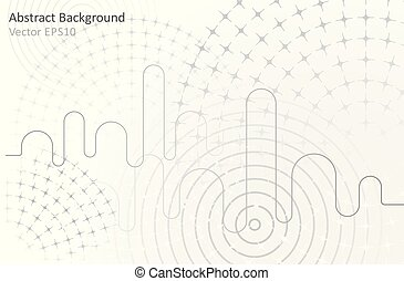 Overwhite abstract vector background - White and light grey...