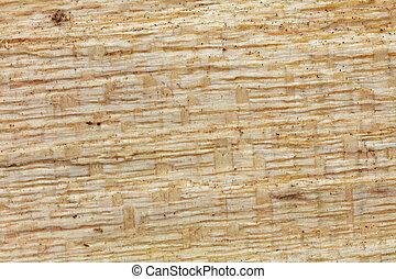 overzicht., oppervlakte, textuur, natuurlijke , houten, macrophotography, dichtbegroeid boven