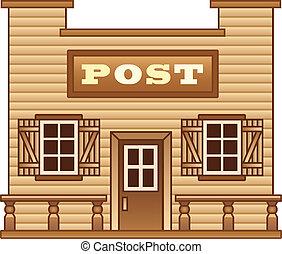 Post Office Illustrazioni E Post