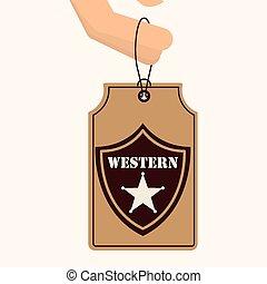 ovest, vecchio