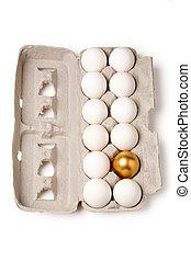 ovo dourado