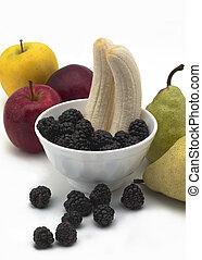 ovoce, vystavit