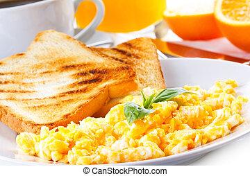 ovos mexidos