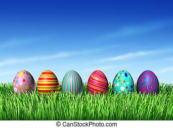 ovos, páscoa
