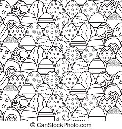 ovos páscoa, fundo