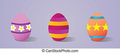 ovos pintura, páscoa