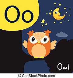 owl drawing line vector design
