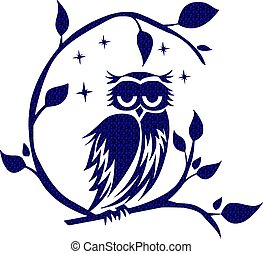 Owl, Night
