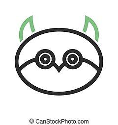 Owl, Night
