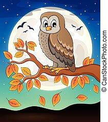 Owl topic