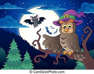 Owl topic image 2