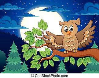 Owl topic image 3