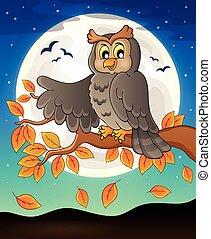 Owl topic image