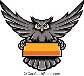 owl-wings-spread-frnt-MASCOT-v2-GREY