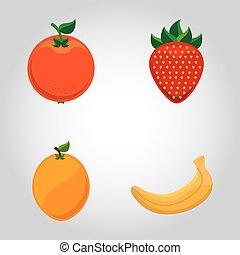 owoc, świeży