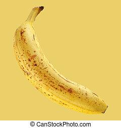 owoc, banan