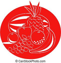 owoc, chwyćcie sztukę