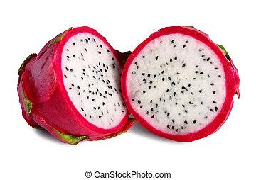 owoc, pitahaya
