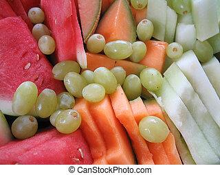 owoc platter
