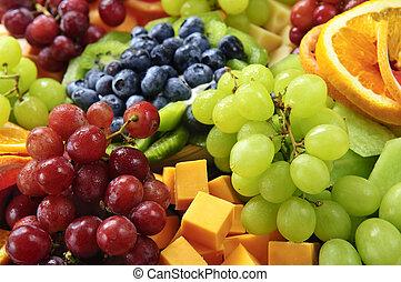 owoc, taca