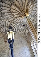 oxford, gótico