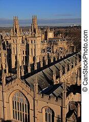 oxford, universidades
