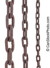 oxidado, cadena