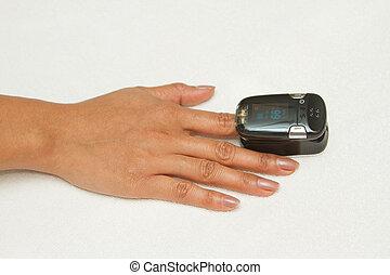 oximeter pulso