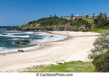 Oxley Beach, Port Macquarie, New South Wales, Australia