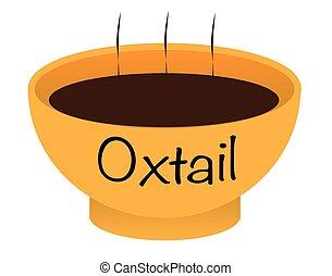 Oxtail Soup Bowl