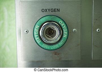 oxygen wall