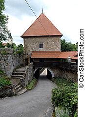 Ozalj Castle, Croatia