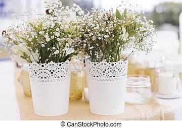 ozdoba, kwiaty