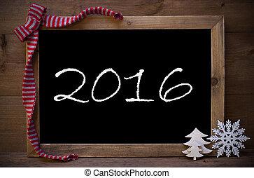 ozdoba, tekst, 2016, chalkboard, boże narodzenie
