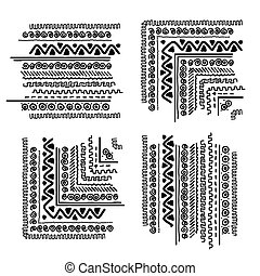 ozdoba, zaprojektujcie elementy, handmade, etniczny