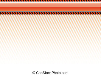 página, rojo