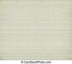 pálido, cinzento, bambu, costela, papel
