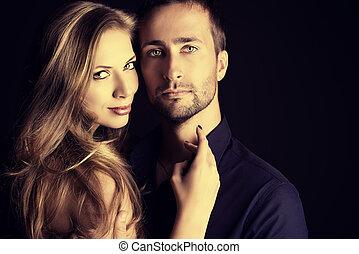 pár, elbűvölő
