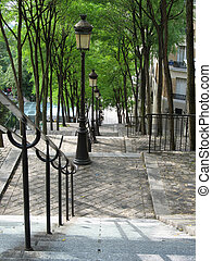 párizs, 3, lépcsősor