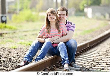 párosít, ülés, -ban, railway.