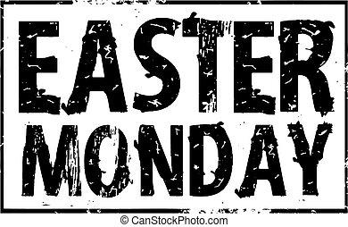 páscoa, segunda-feira