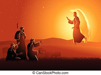 pásztor, kinyilatkoztatás