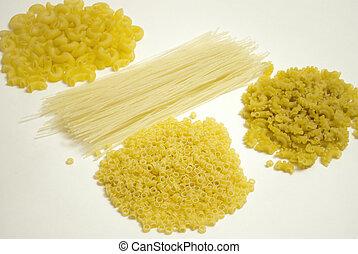 pâtes, hydrates carbone, source
