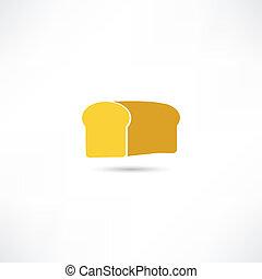 pão, ícone