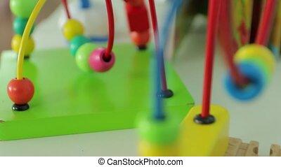 pädagogische spielwaren, für, kinder