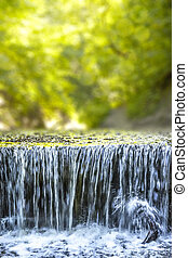 Pähler Schlucht waterfall